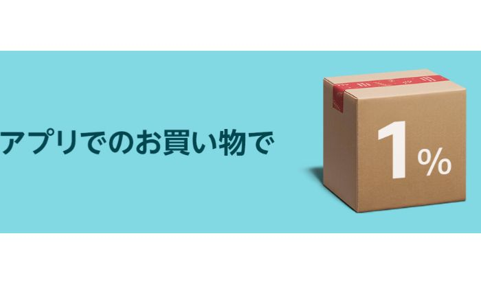Amazonサイバーマンデー ポイントアップキャンペーン ショッピングアプリ