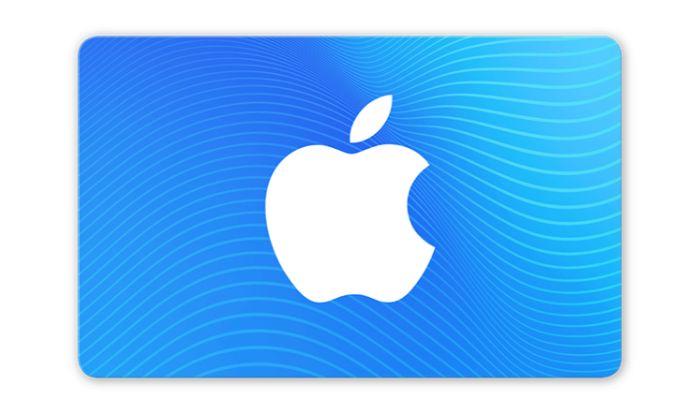Apple初売り ギフトカード