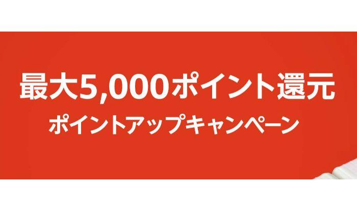 Amazon初売り2021 ポイントアップキャンペーン