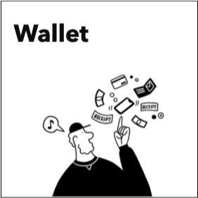 みんなの銀行 【Wallet】普通預金